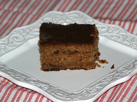 piece of prune cake