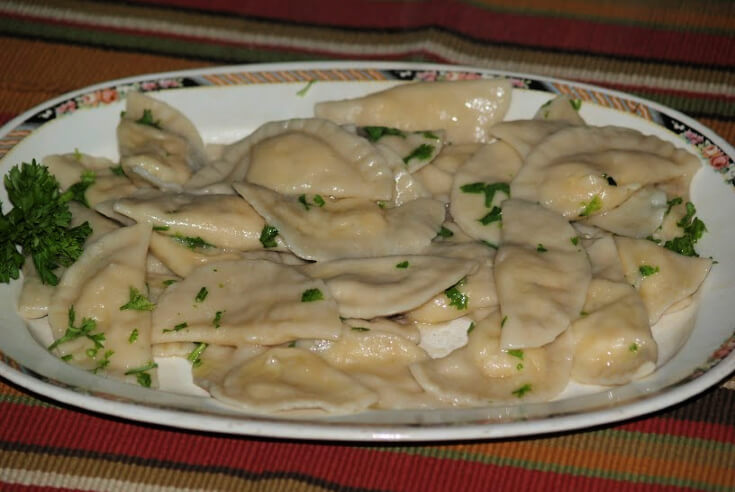 Potato Cheese Pierogy Recipe