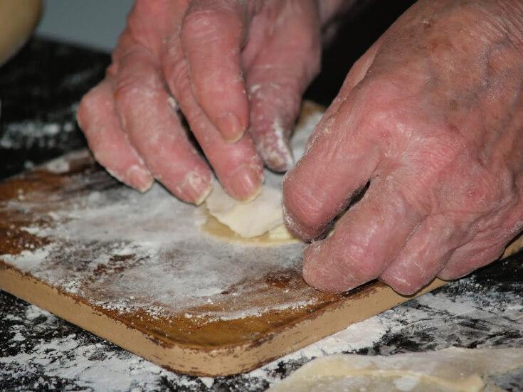 Pierogy Dough Recipe Step 4