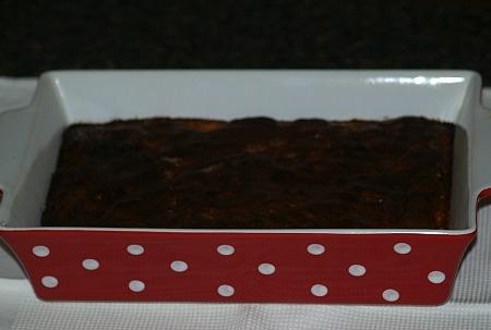 Pineapple Brownie Recipe