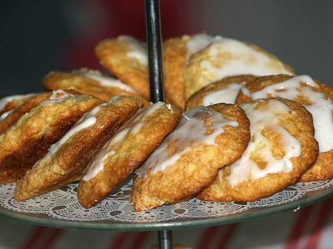 Sour Cream Pineapple Cookies