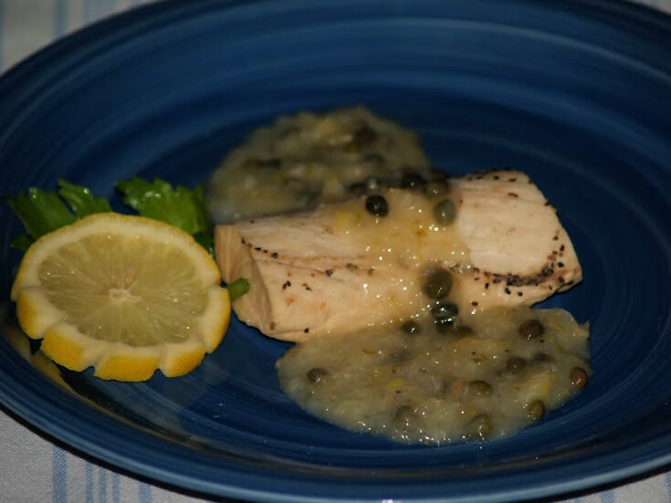 Poached Mahi Recipe