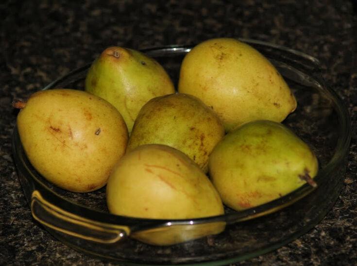 Poach Pear Recipes