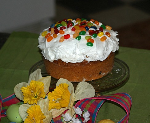 Polish Easter Cake Recipe