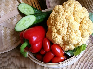 Pscalloped cauliflower recipe is an Polish Easter recipe