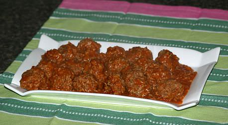 how to make porcupine meatballs in the oven