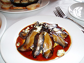 portobello mushroom appetizer