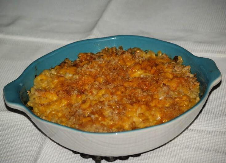President Reagan's Favorite Macaroni and Cheese