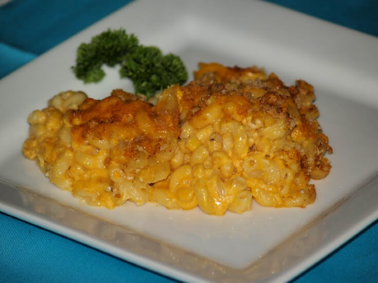 President Reagan's Favorite Macaroni and Cheese Recipe