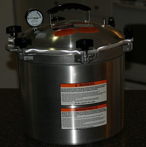 Steam Pressure Canner