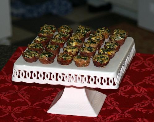 Prosciutto Appetizer Recipe