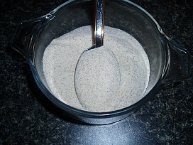 ground psyllium