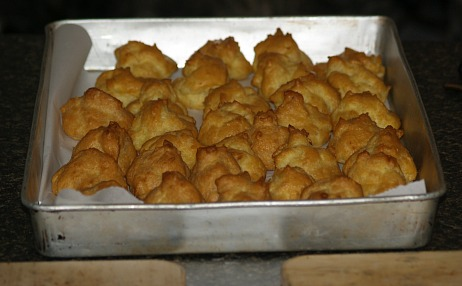 Puff Pastry or Choux