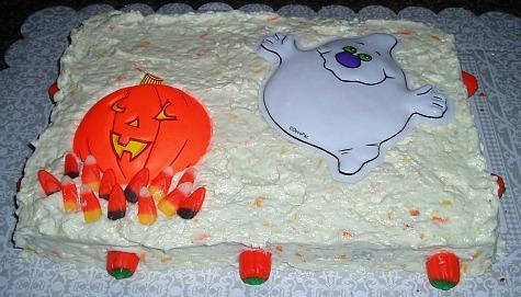How to Make Pumpkin Cake Recipe