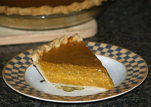 How to Make Pumpkin Desserts like this Pumpkin Pie