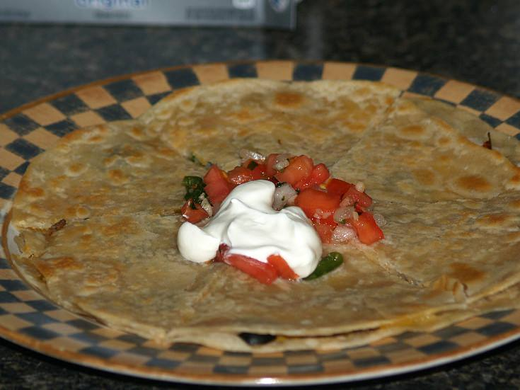 Simple Quesadilla