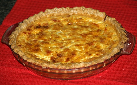 how to make quiche lorraine recipes. Black Bedroom Furniture Sets. Home Design Ideas