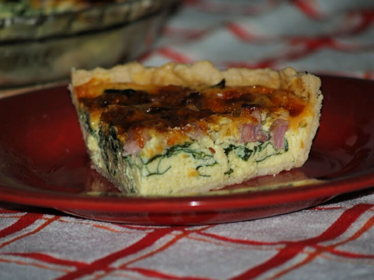 How to Make Quiche Lorraine Recipe