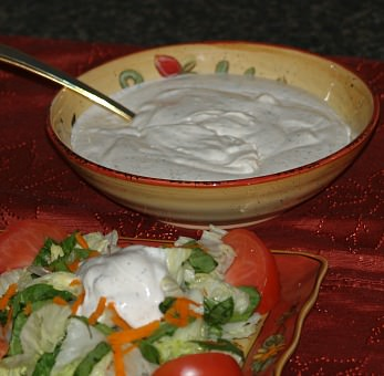 How to Make a Ranch Salad Dressing Recipe