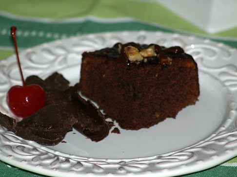 How to Make Dark Chocolate Cake Recipe