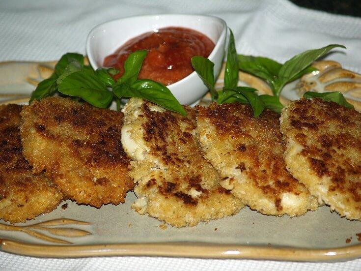 Recipe for Fish Cakes