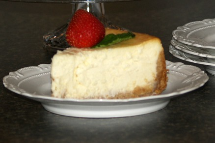 how to make a recipe for new york cheesecake