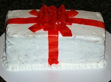 how to make recipes for christmas cakes