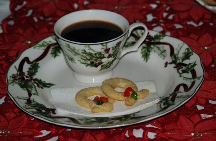 Recipes for Scandinavian Christmas Cookies