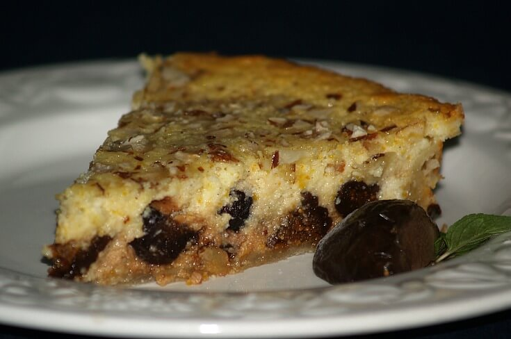 Ricotta Fig Tart Recipe