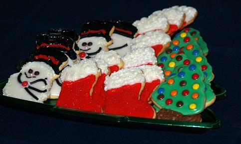 Rolled Sugar Cookies