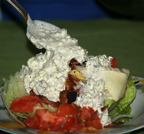 Roquefort Salad Dressing Recipe