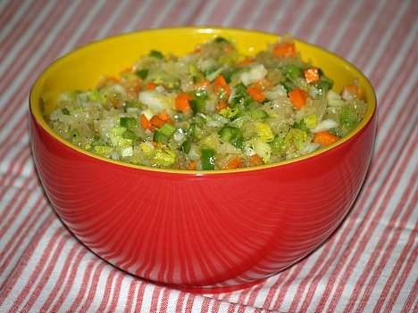 How to Make Cabbage Salad Recipe