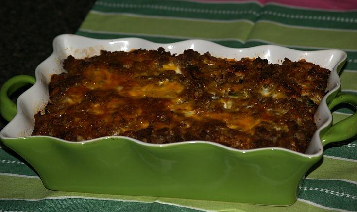 Sausage Egg Casserole Recipe