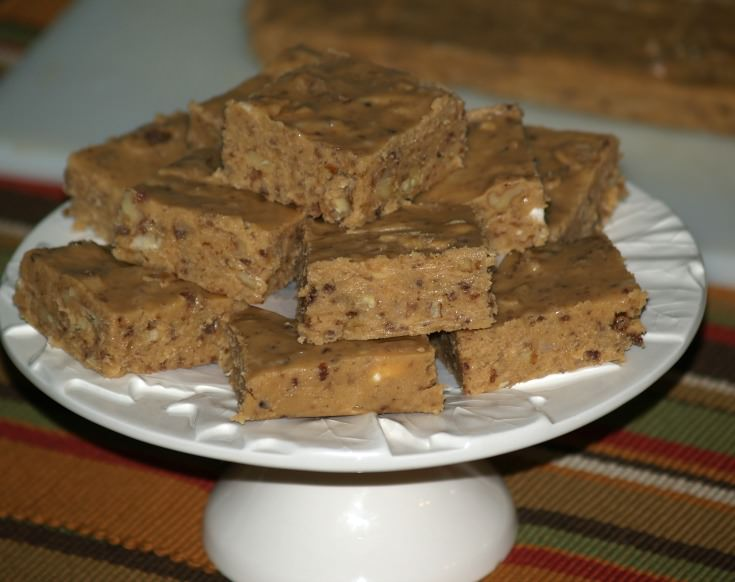 Sausage Fudge Recipe