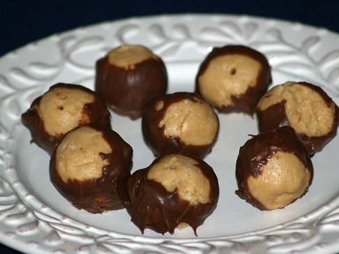 Buckeye Candy Recipe