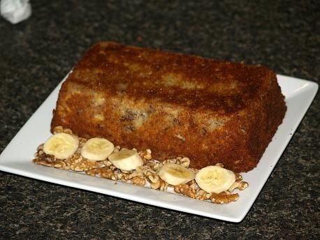 Simple Banana Bread Recipe