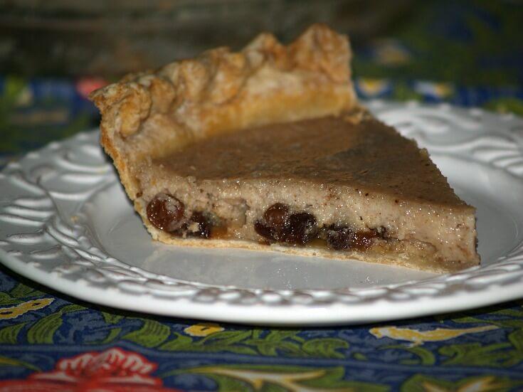 How to Make Raisin Pie