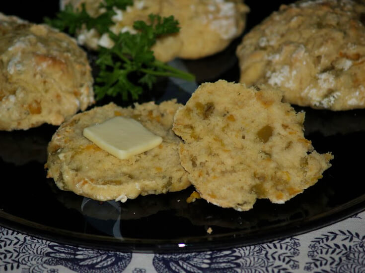 Southwestern Biscuits