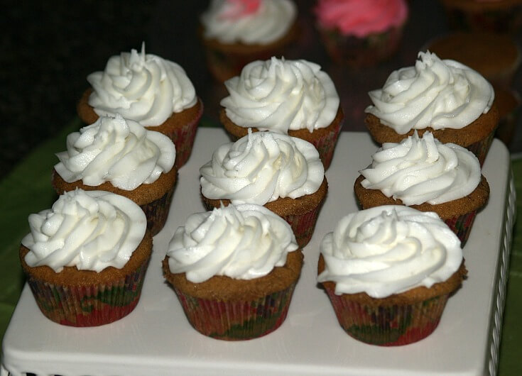 How to Make Cupcakes like this Spiced Cupcake Recipe