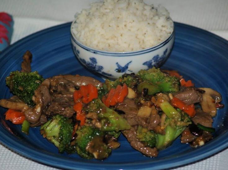 Hunan Beef Steak