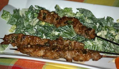 Spicy Pork Strip Recipe