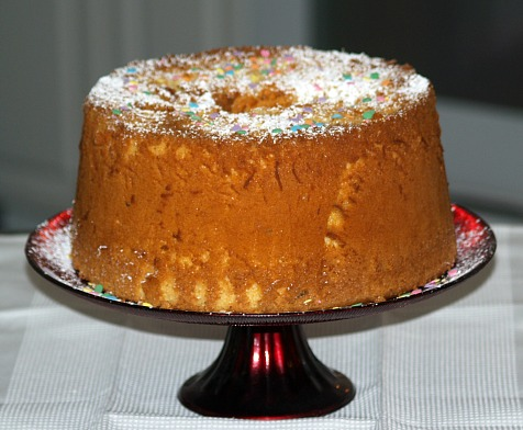 how to make sponge cake recipe