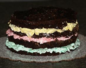 spumoni cake