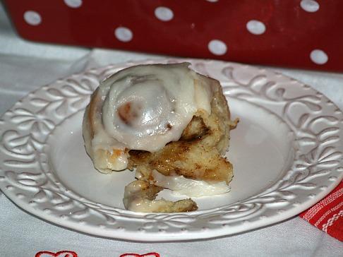 Sticky Breakfast Rolls Recipe
