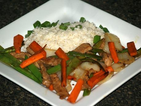 Stir Fried Pork Recipe