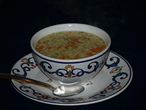 Italian Wedding Soup or Stracciatella