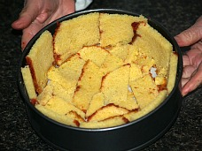 pound cake crust