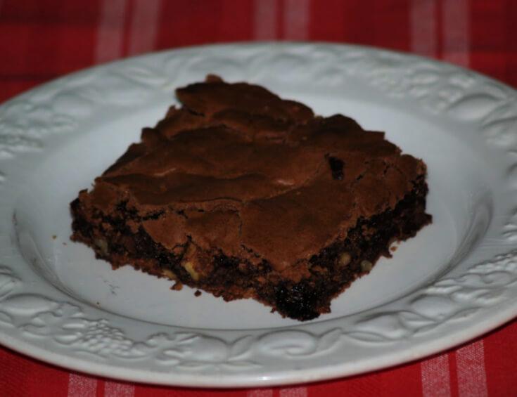 Super Chocolate Chunk Brownies