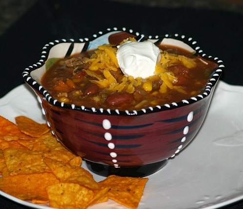 Tex Mex Soup Recipe