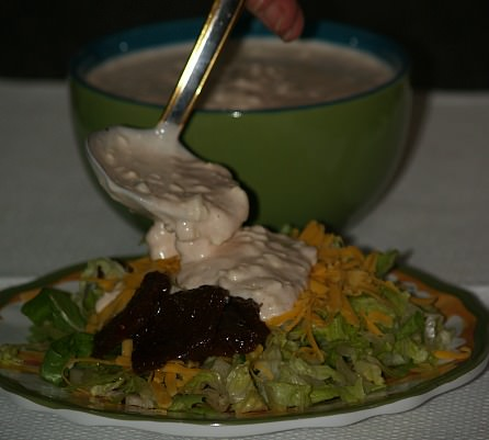 How to Make Cream Salad Dressing Recipes
